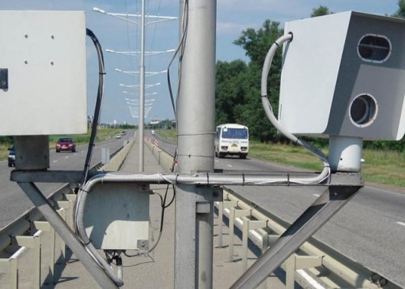 Законопроект о камерах видеофиксации на дорогах внесен в Госдуму