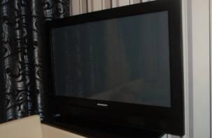 Смолянин заплатил за услуги ЖКХ под угрозой расстаться с телевизором