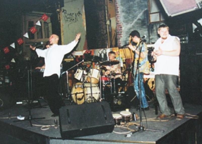 В Смоленске выступит рок-группа «Виддхи»