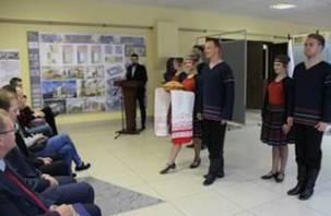 В Смоленск приехали студенты из Германии и Чехии