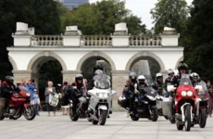 В Польше стартовал очередной Катынский мотопробег