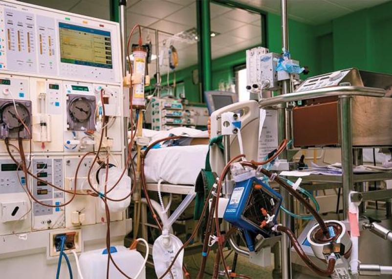 На Смоленщине появился первый аппарат искусственного кровообращения