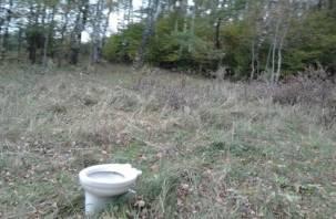 Смоленская мэрия и маршрутчики поссорились из-за туалетов