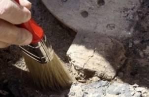 Имя смоленской княжны «выплыло» из канализации