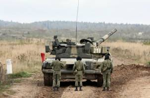 По смоленским дорогам пойдут танки