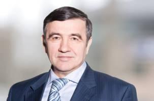 Смолянин стал заслуженным химиком России