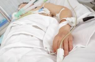 Попавшему в смоленскую больницу жителю Петербурга срочно требуется помощь