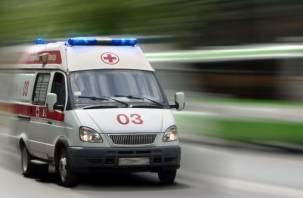 У смоленского кафе умер мужчина: тело отправлено на экспертизу