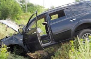 В Смоленской области в ДТП пострадали четыре человека