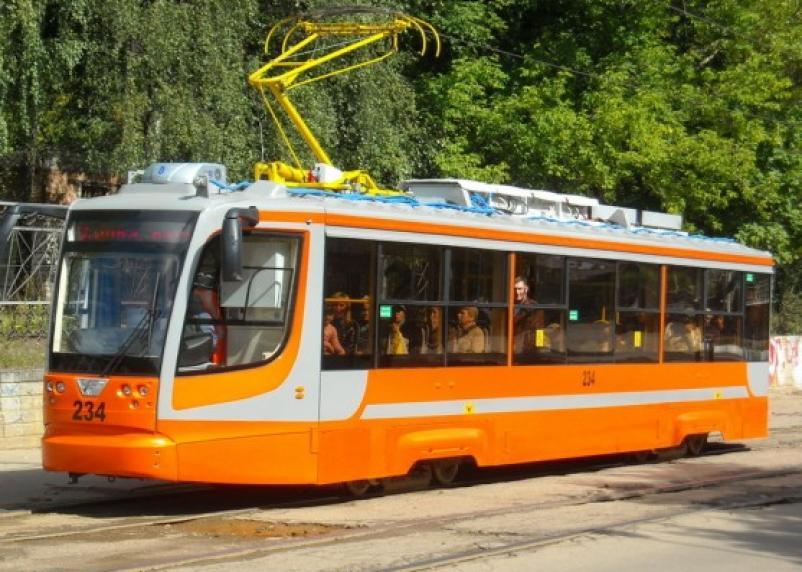 В Смоленске трамваи не поедут в центр
