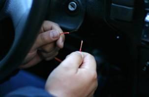 «Сладкая парочка» угнала машину в Смоленске, чтобы доехать до Ивановской области