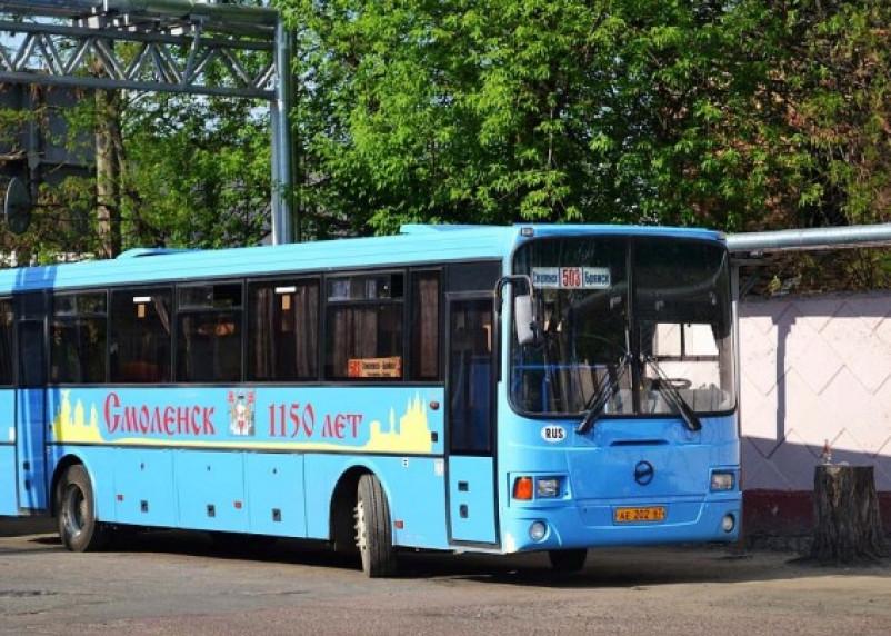 Автобусы между Брянском и Смоленском могут отменить