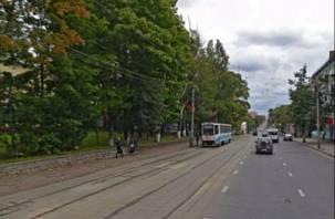 В субботу в Смоленске временно не будут ходить трамваи