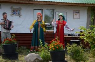 В Смоленской области отпраздновали «Ильин день»