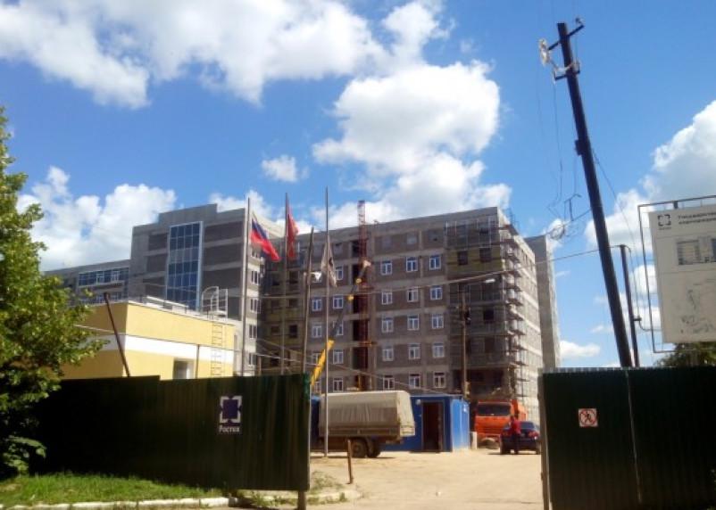 На строительство смоленского перинатального центра выделят дополнительные средства
