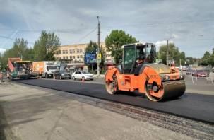 «Реновация дорог» затронет Смоленскую область?