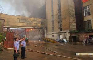 Следствие рассматривает поджог как одну из причин пожара на фабрике «Шарм»