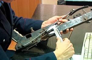 Смолянин хранил и изготавливал оружие у себя дома