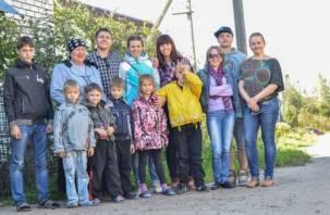 Смолян просят помочь многодетной семье