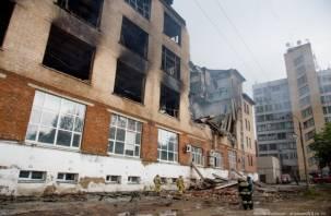 На пепелище «Шарма»: масштаб бедствия и мнения сотрудников
