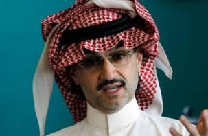 В экономику Смоленской области хочет «влиться» принц Саудовской Аравии