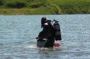 В Духовщинском районе утонул молодой мужчина