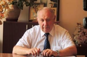 Вячеслав Балалаев разглядел сатану в Сафоновском районе