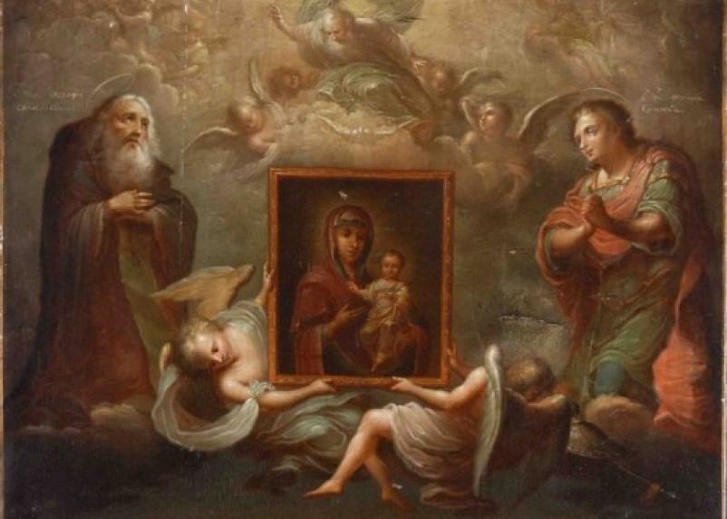 В Смоленске расскажут о судьбе старинной «Кутузовской иконы»