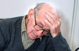 84-летнего смолянина обманул псевдокоммунальщик