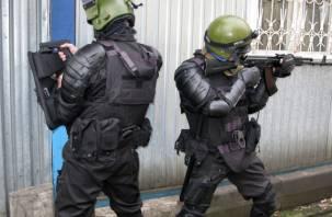 Военной полиции в Смоленске выдадут панцири