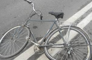 Пожилой смолянин упал с велосипеда и умер на глазах у ребенка