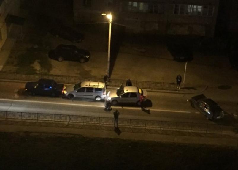 Нетрезвый смоленский водитель устроил аварию и сбежал