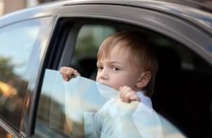 В Смоленской области в ДТП пострадал четырехлетний малыш