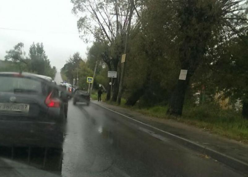 В Смоленске за день третий пешеход попал под колеса авто