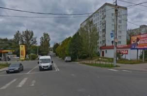В Смоленске ограничено движение транспорта по улице Марины Расковой