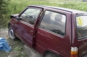 В Смоленской области у 80-летней автоледи угнали машину