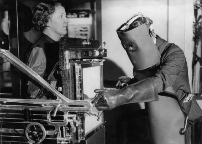 Смоленских пациентов обследуют с помощью списанной рентгеновской трубки