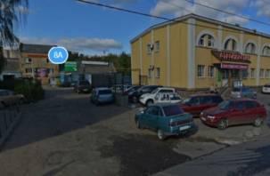 В Смоленске на улице был найден мертвый мужчина