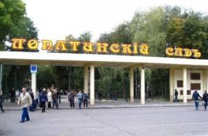 В смоленском Лопатинском саду появится «Лавка ученого»