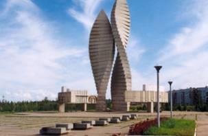 В Братске на Мемориале Славы снова украли капсулу с землей Смоленщины