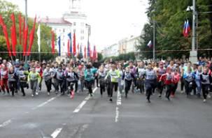 В Смоленске на следующей неделе состоится «Кросс нации»
