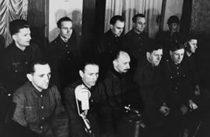 Опубликована статья о смоленском судебном процессе в 1945 году над нацистскими преступниками