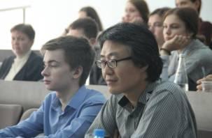 «Я увидел Россию своими глазами». В Смоленске побывал учёный из Японии.