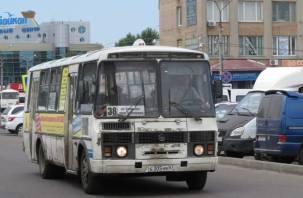 Смоленская «Автоколонна» отрицает факт падения пассажира из автобуса