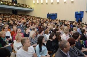 Всероссийская конференция врачей-педиатров завершается в Смоленске