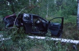 Два водителя пострадали в серьезных ДТП на смоленской трассе М1