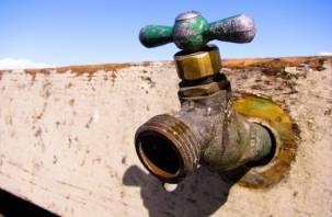 Горводоканал перекрыл воду в смоленском магазине за самоуправство