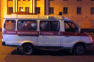 В Смоленске совершено нападение на бригаду «Скорой помощи»