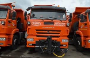 Смоленские КАМАЗы отремонтируют омские дороги