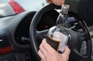 По Смоленщине разъезжают пьяные водители